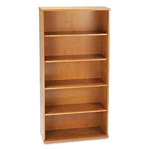 Series C Open Double Bookcase, 5 Shelves, 35-5/8w x 15-3/8d x 72-7/8h, MCY NoPart: WC72414