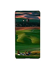 Aart 3D Luxury Desinger back Case and cover for Nokia XL 540 created by Aart store