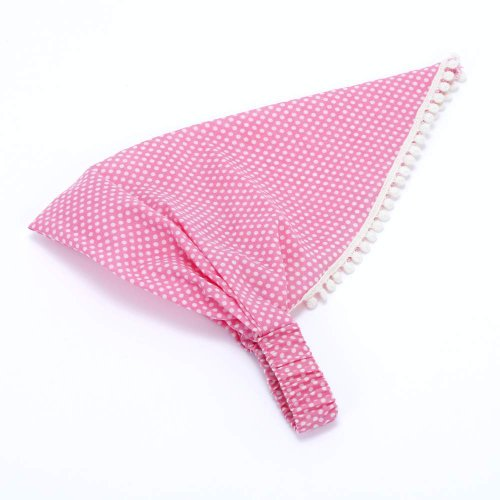 Girls Scarf Headband (Pink) (Head Scarf For Girls compare prices)