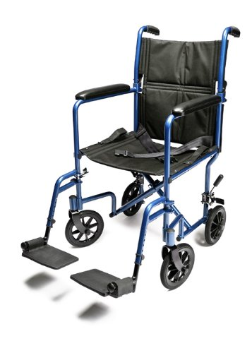 everest-jennings-aluminum-transport-chair-with-5-inches-swivel-casters-19-inches-seat-blue