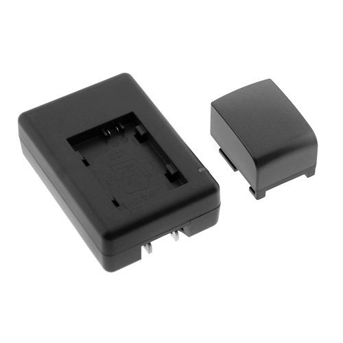 GTMax BP-809 BP-819 Replacement Lithium-Ion Battery with Charger for Canon VIXIA HFS10, HFS100, HF20, HF200, HF11, HF10, HF100, HG21, HG20 Camcorder