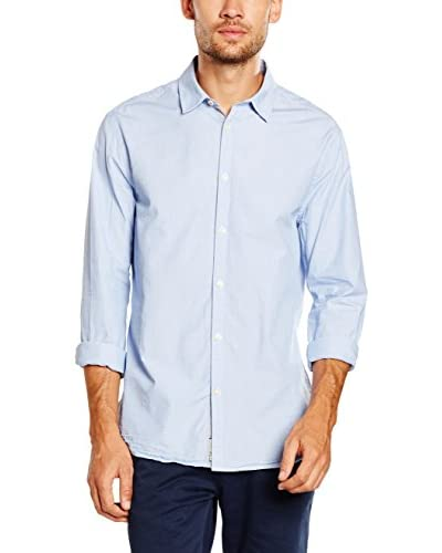 Pepe Jeans London Camisa Hombre Olson Azul Claro