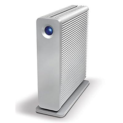 LaCie d2 Quadra 5 TB External Hard Drive