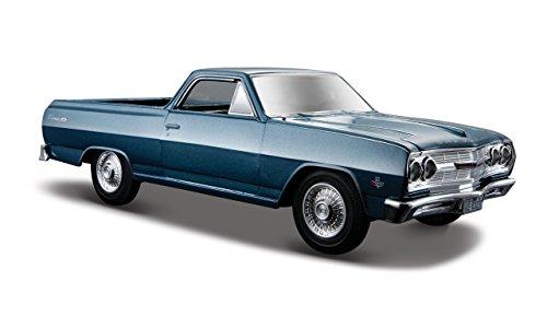 Maisto 1:25 1965 Chevy El Camino Diecast Vehicle (Colors May Vary) (El Camino Model compare prices)