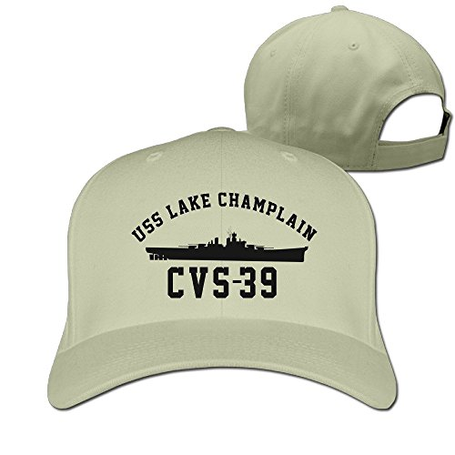 USS Lake Champlain CVS-39 Snapback Unisex Fitted Cap Hat (Fitted Hats 39 compare prices)