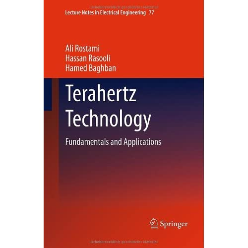 Terahertz Technology: Fundamentals and Applications