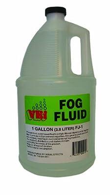 Visual Effects FJ1 Fog Fluid from DJ Tech Pro USA, LLC