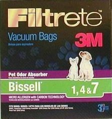 Bissell Vacuum Bags front-17723