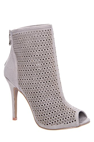 Chinese Laundry Jupiter High Heel Open-Toe Bootie