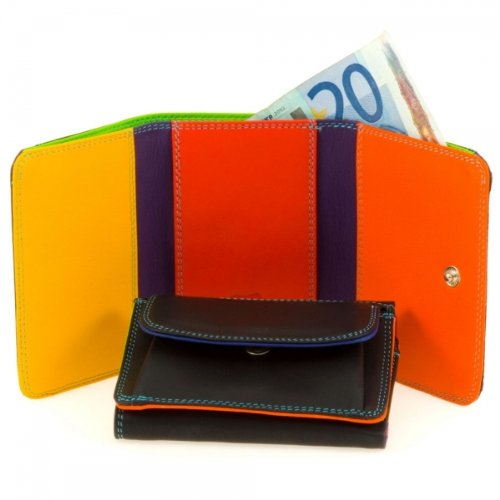 mywalit-small-compact-womens-tri-fold-leather-wallet-with-coin-pocket-black-pace
