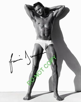 Jamie Dornan Fifty Shades of Grey Christian sexy reprint