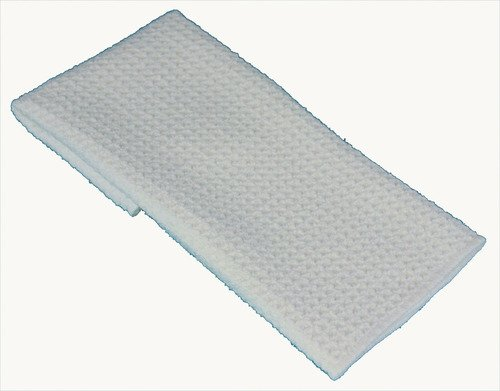 Face Cloth for Weekly Acne and Eczema Treatment (White)