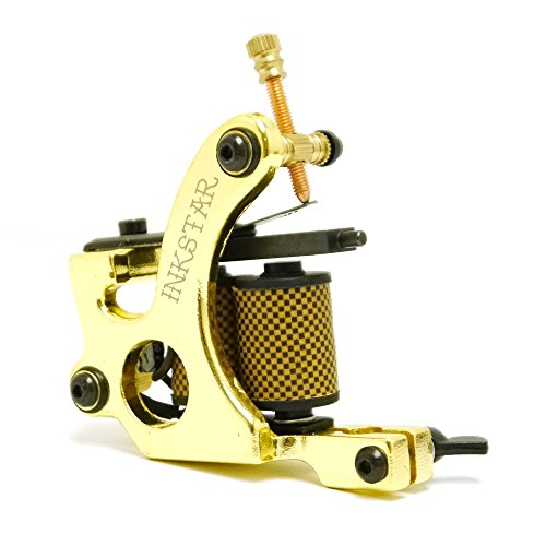 Galleon new inkstar halo tattoo machine 8 wrap liner for Tattoo gun parts