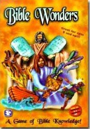 New Wisdom Tree Bible Wonders Interactive Computer Game Designed To Educate & Entertain Children