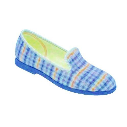 Cheap GBS Everett Mens Check Slipper / Mens Slippers (B009BFN6QU)
