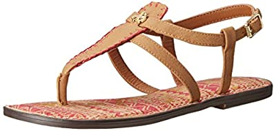 Sam Edelman Girls Gia Thong Sandal (Little Kid/Big Kid) by Sam Edelman Kids Footwear