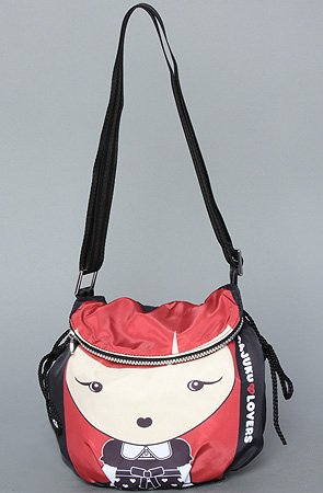 Harajuku Lovers The Angel Small Crossbody Purse in Super Kawaii,Bags (Handbags/Totes) for Women