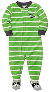 Carter's Boys 1-piece Micro-fleece Pajamas by Carters