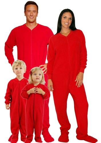 Family matching christmas pajamas for Funny matching family christmas pajamas