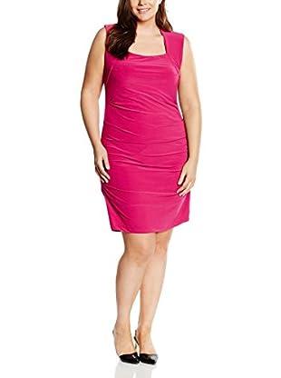 Fiorella Rubino Vestido (Fucsia)