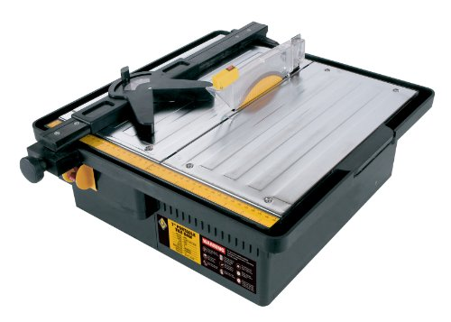 QEP 60088 7-Inch Portable Tile Saw with Water Cooling System