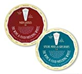 img - for The Wine and Food Matching Wheel book / textbook / text book