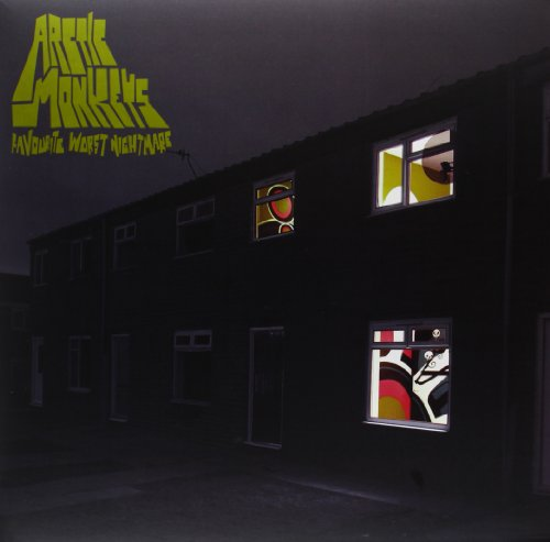 Arctic Monkeys - Nationwide Mercury Prize 2007 Album of the Year - Zortam Music