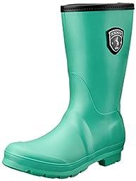 Kamik Women\'s Jenny Rain Boot,Simply Green,9 M US