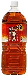 [2CS] 煌(ファン)烏龍茶 バリューティー (2.0L×6本)×2箱
