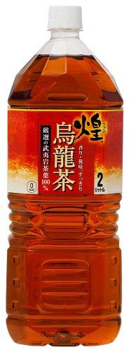 [2CS] コカ・コーラ 煌(ファン)烏龍茶 バリューティー (2.0L×6本)×2箱