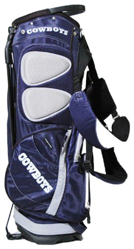 NFL Dallas Cowboys Stand Golf Bag at Amazon.com