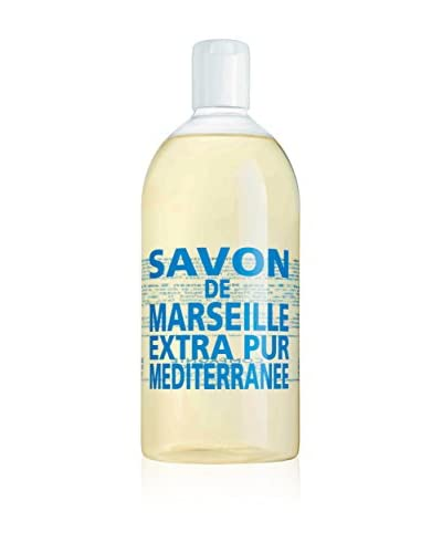 Compagnie de Provence Sapone Liquido Recharge Extra Pur Méditerranée 1000 ml