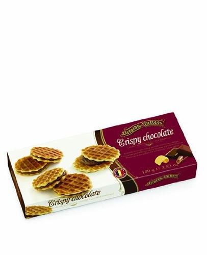 Belgian Butters Chocolate Cream Butter Waffles