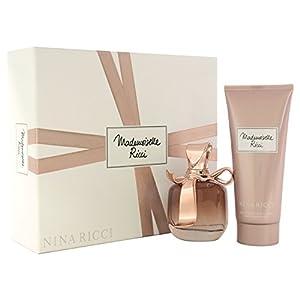 Nina Ricci Mademoiselle Ricci Coffret: Eau De Parfum Spray 80ml + Body Lotion 200ml 2pcs