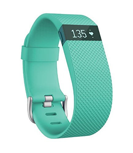 Fitbit Charge Heart Rate and Activity Wristband, Large