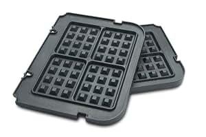 Cuisinart GR-WAFP Griddler Waffle Plates