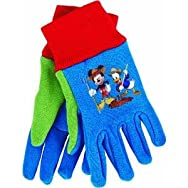 Midwest Quality Glove MY 102T Mickey Mouse Jersey Kid's Gloves