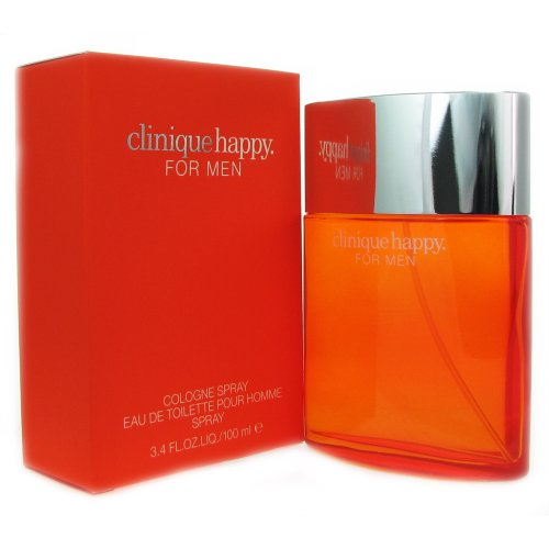 Happy By Clinique For Men. Cologne Spray 3.4