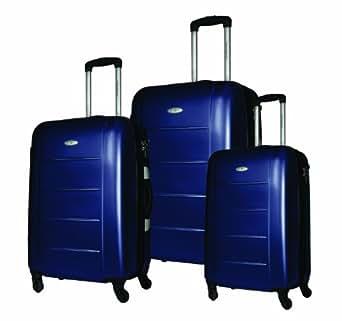 Samsonite Luggage Winfield 3 Piece Set, Blueberry, One Size