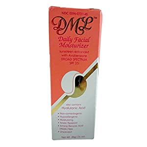 DML Daily Facial Moisturizer SPF 25 1.5 oz.