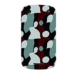 Skin4gadgets CAMOUFLAGE PATTERN 5 Phone Skin for CURVE 9360