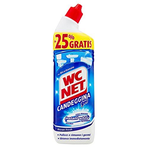 Wc Net Candeggina Gel Extra White Ml.700