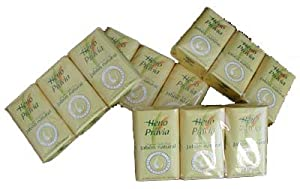 Heno De Pravia Natural Bath Soap 4.0 Oz/115g 24 Bars