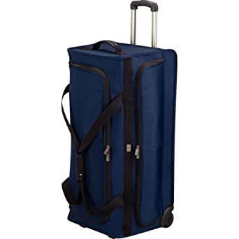 Victorinox Luggage Nxt 5.0 Xl Collapsible Wheeled Duffel, Navy, One Size