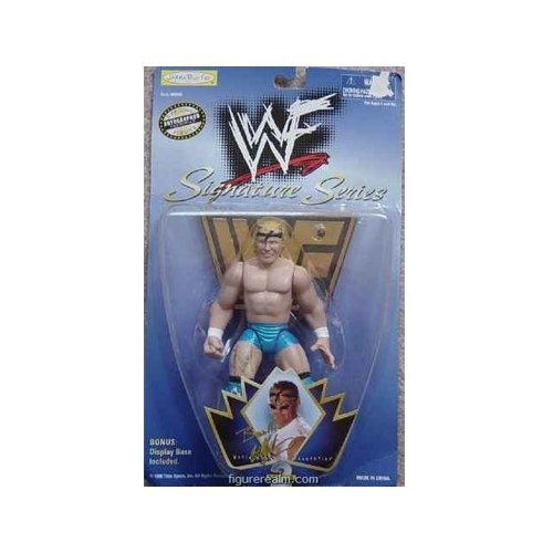 WWF Signature Series B.A. Billy Gunn Action Figure - 1