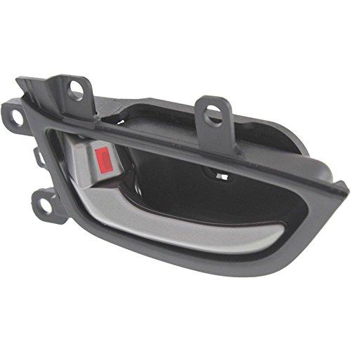 Diften 229-C3758-X01 - New Door Handle Rear Driver Left Side LH Hand Sedan for Elantra 836103X110HZ