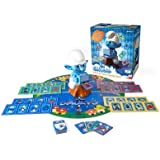 The Smurf Whirl and Twirl Clumsy Board Game
