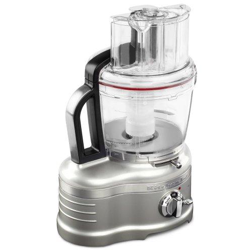 #1 KitchenAid 16-c. Pro Line Food Processor, Sugar Pearl Silver  Review