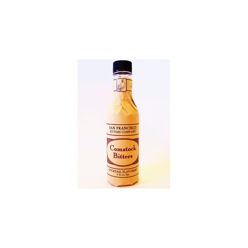 Comstock Bitters   Cocktail Flavoring   5 Oz