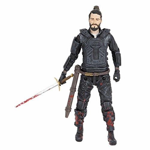 The Walking Dead Comic Series 4 Paul Jesus Monroe Figura di azione